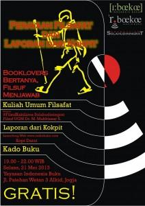 2013 05 21_Buku_Filsafat Kaki Lima, Kopdar_Radio Buku, IBOEKOE