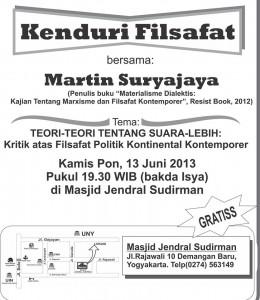 2013 06 13_Buku_Kuliah Filsafat Martin Surajaya