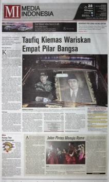 Media Indonesia, 9 Juni 2013