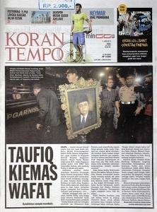 Koran Tempo, 9 Juni 2013