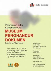 Museum Penghancur Dokumen