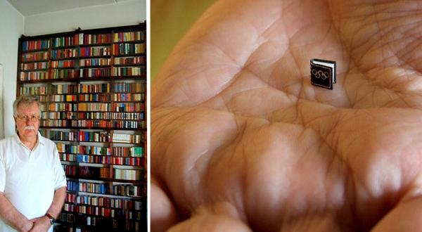 2011 05 30_Buku_Jozsef Tari, Si Kolektor Buku Mini