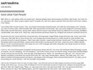 2013 01 16_Buku_Surat untuk Penyair WEB_Pradewi, Sastra, Bandung, Mesum