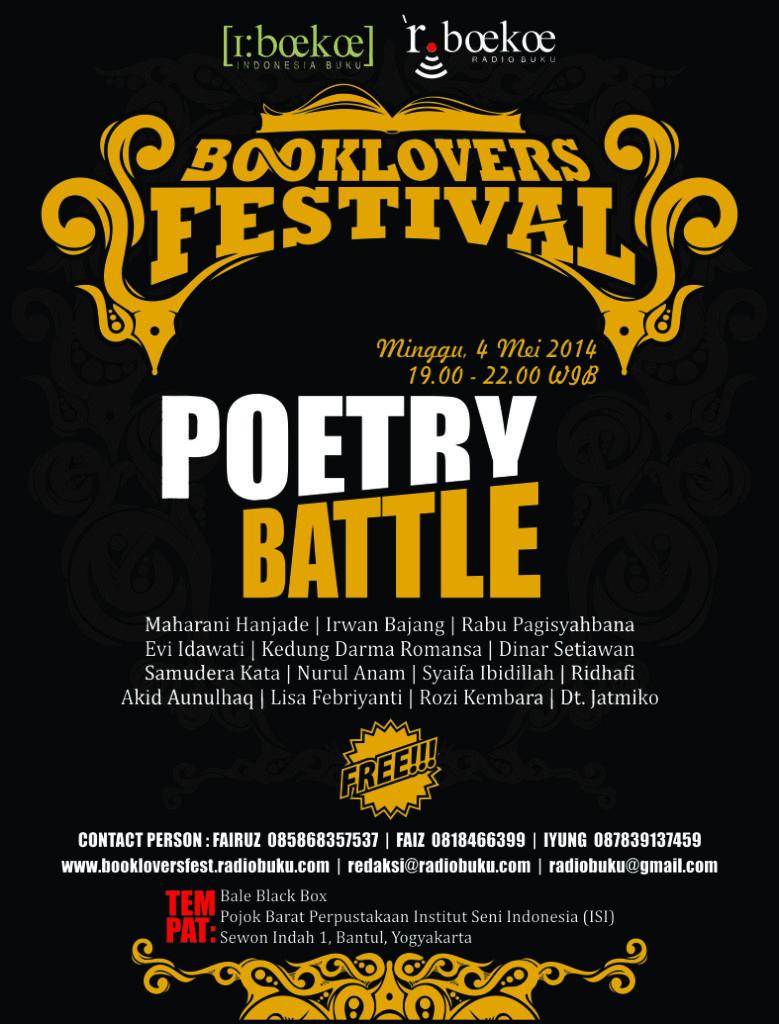 10 Poetry Battle