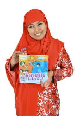 Patmi Yati, Mengajak Anak Bercerita_Buku, Pendidikan