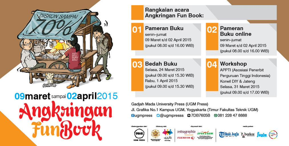 Angkringan Fun Book UGM