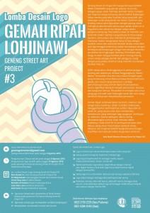 Lomba Logo Geneng Street Art Project #3