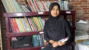 LEILA PARAMITA H, Menghidupkan TBM_Buku, Pendidikan