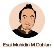 Avatar Muhidin M Dahlan